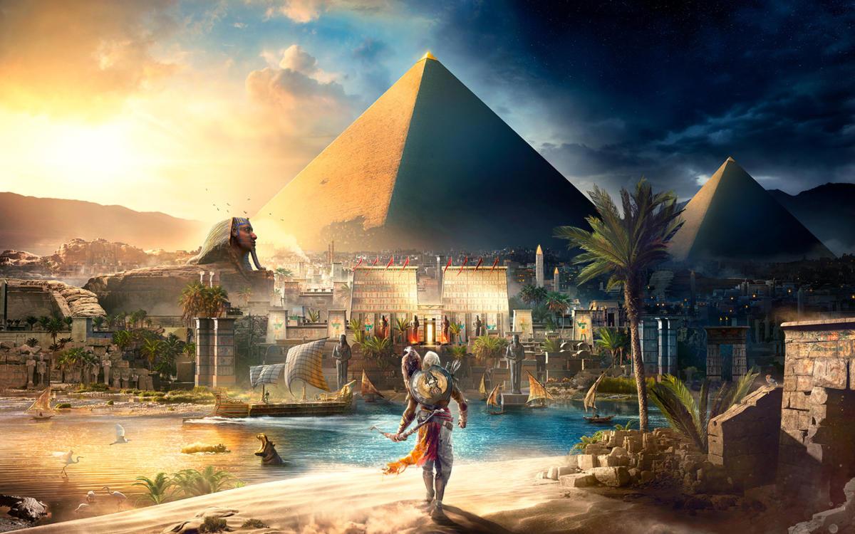 Asssasin's Creed Origins